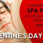 Valentine's Day Spa Special at Signature Male