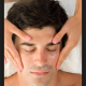 facial massage for sinus relief