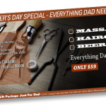 Great Specials Perfect for Father's Day!