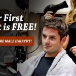 Get Your First Haircut FREE at Signature Male!
